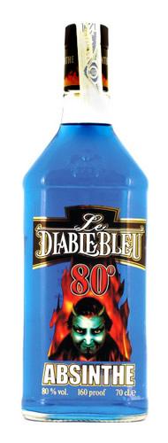 Le Diable Bleu