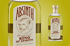 Абсент Король духов (King of Spirits): обзор вкуса и виды