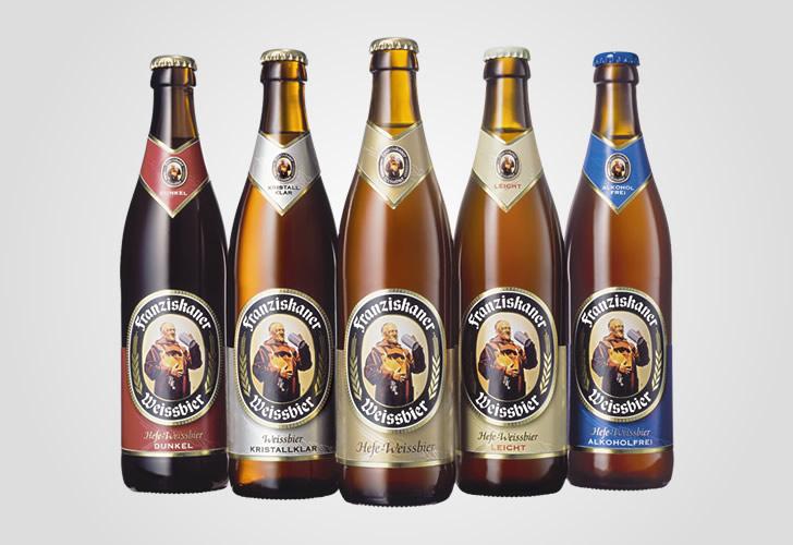 Пиво Францисканер: обзор вкуса и видов