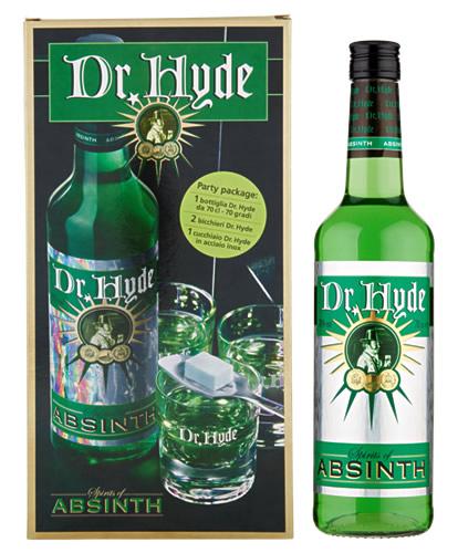 Абсент Dr. Hyde