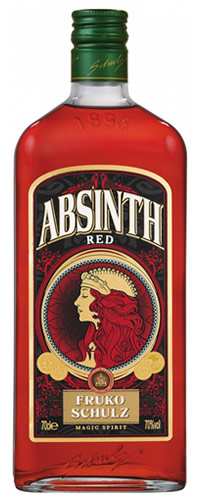 Fruko Schulz, Absinth Red