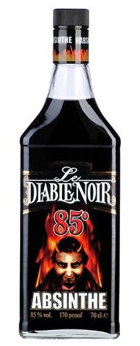 Absinthe Le Diable Noir