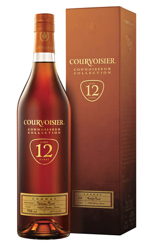 Courvoisier 12 Years Old