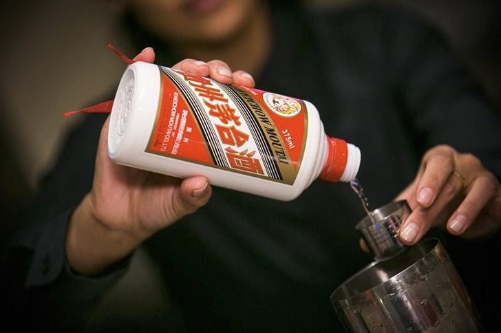 Как пить Маотай