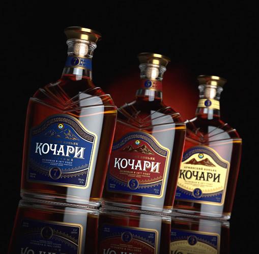 Армянский коньяк Кочари