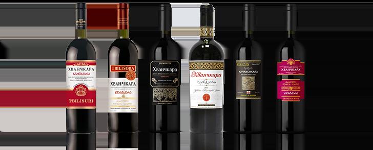 Khvanchkara (Хванчкара) вина грузии