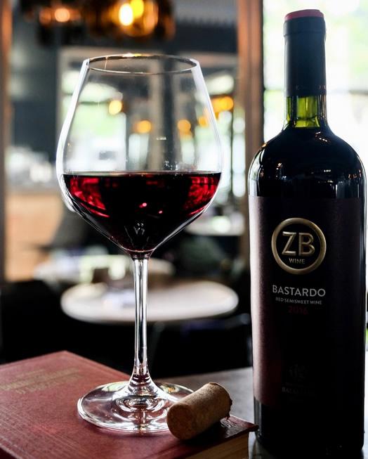ZB Wine Bastardo