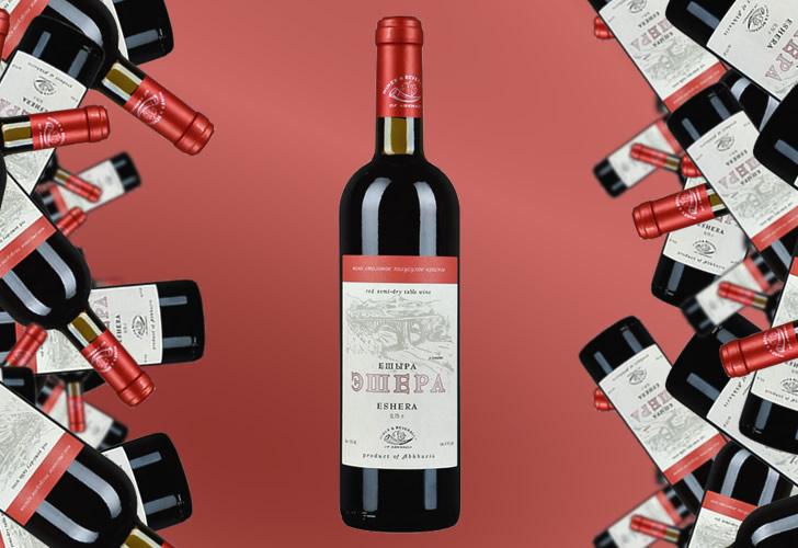 Эшера вино: история коротко и описание напитка