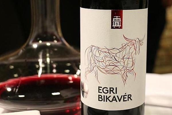 Эгерская бычья кровь вино