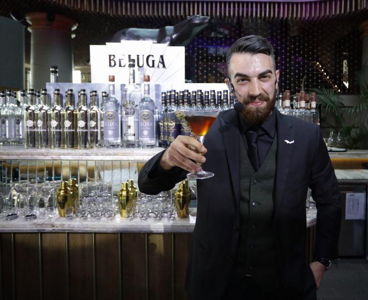 Назван победитель барменской программы Beluga Signature 2018