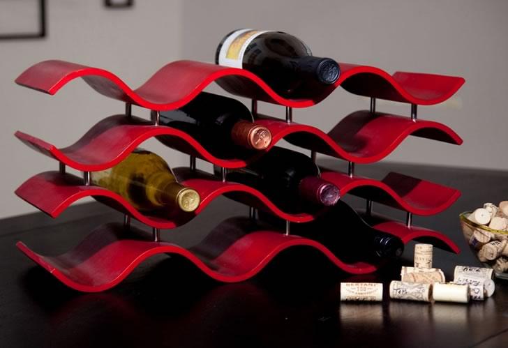 Дизайнерские изделия 2 - Подставка для вина