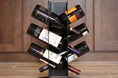 Подставка для вина: советы по выбору для квартиры и дома