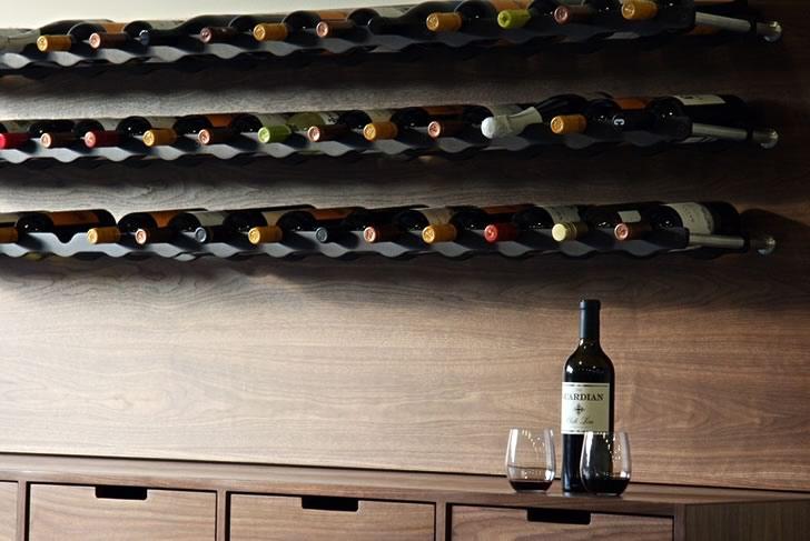 Эксклюзивные изделия 1 - Подставка для вина