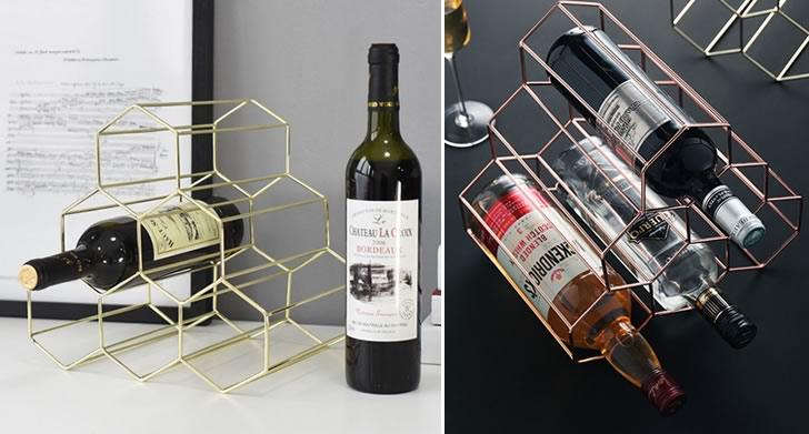 Винные соты - Подставка для вина