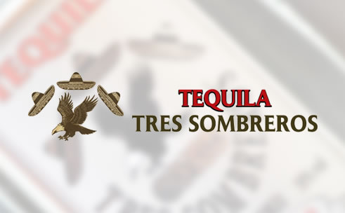 Текила Трес сомбрерос – обзор видов и вкусов