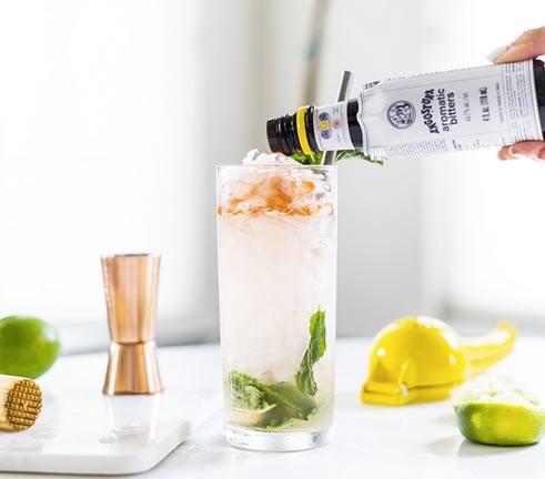 Рецепты коктейлей с Ангостура биттер