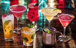 Рецепты коктейлей на Новый 2019 год