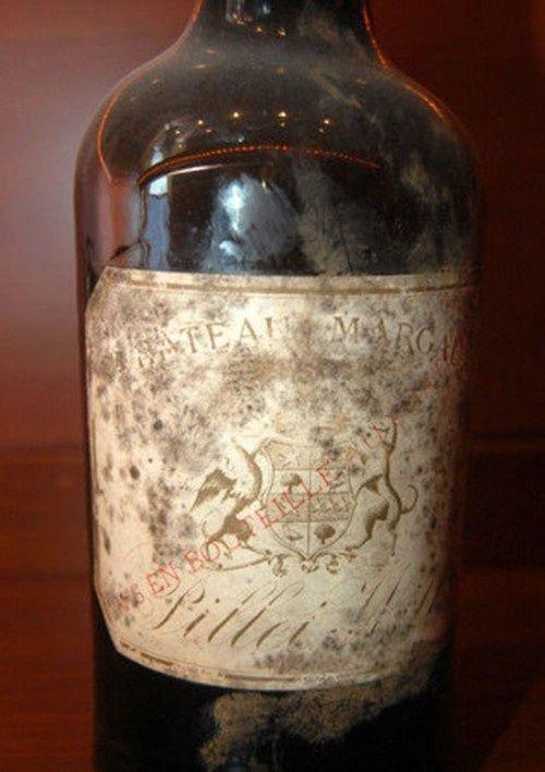Chateau Margaux 1787 – $225,000$