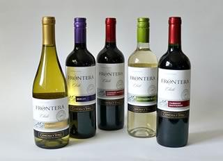 Вино Фронтера: кто делает, виды и краткий обзор