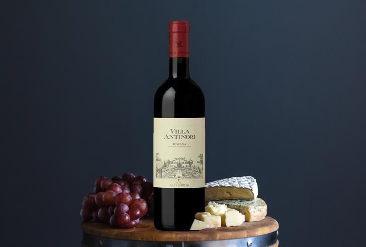 Вино Вилла Антинори: история, особенности и виды