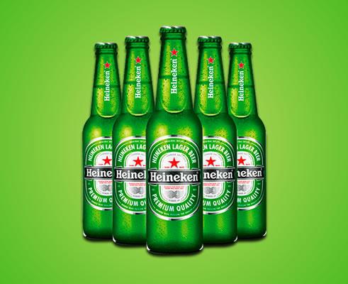 Пиво Хайнекен: история и обзор видов
