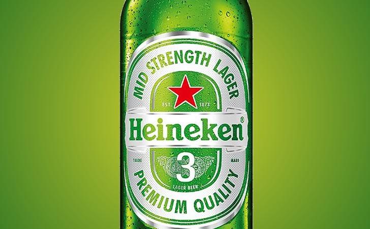 Heineken 3 (3,3%