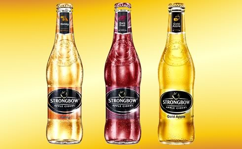 Сидр Strongbow: обзор вкуса и видов