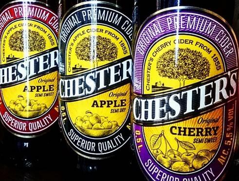 Сидр Честер: обзор вкуса и видов