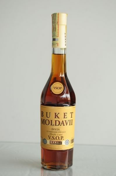Коньяк «Букет Молдавии»