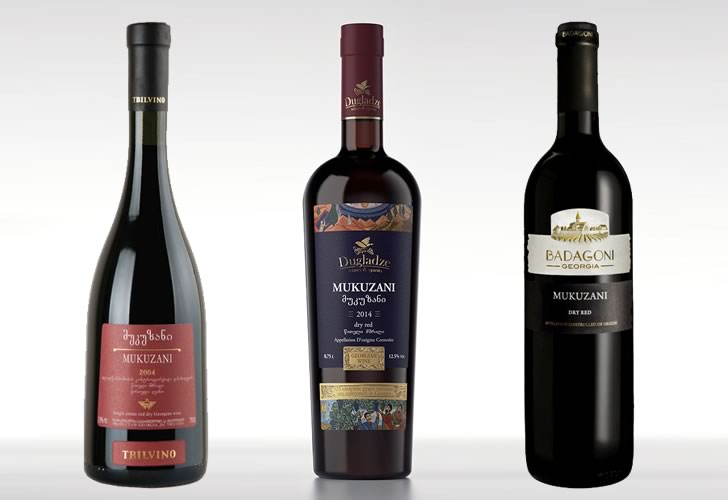 Вино Мукузани: обзор вкуса и производителей