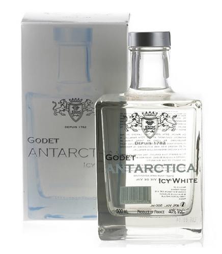 Белый коньяк Godet Antarctica Icy White