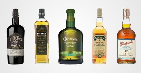 Односолодовый виски: что это, разница между купажированным, виды