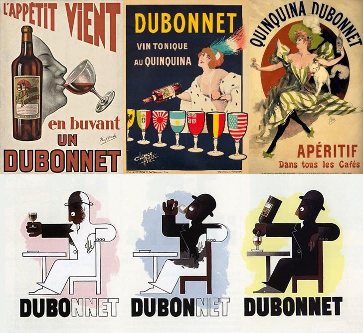 Винтажные постеры Дюбонне