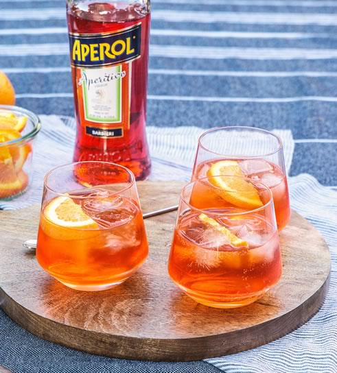 Апероль шприц рецепт коктейля, состав, фото