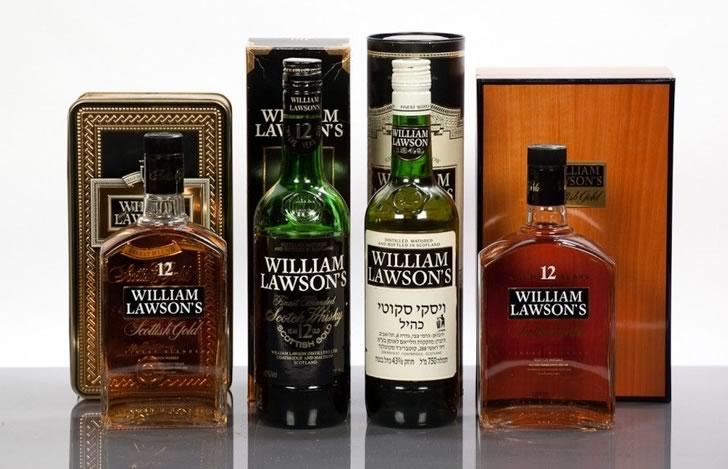 Виски Вильям Лоусон виды