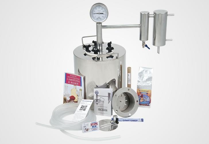 Кто производит самогонный аппарат финляндия теплосезон самогонный