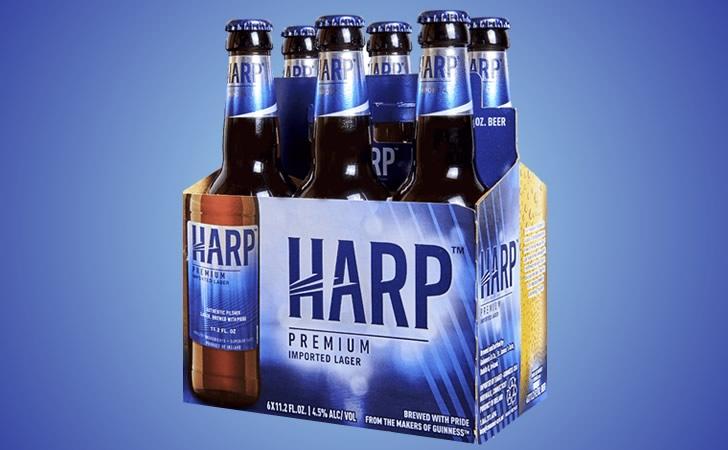 Пиво Харп: обзор напитка