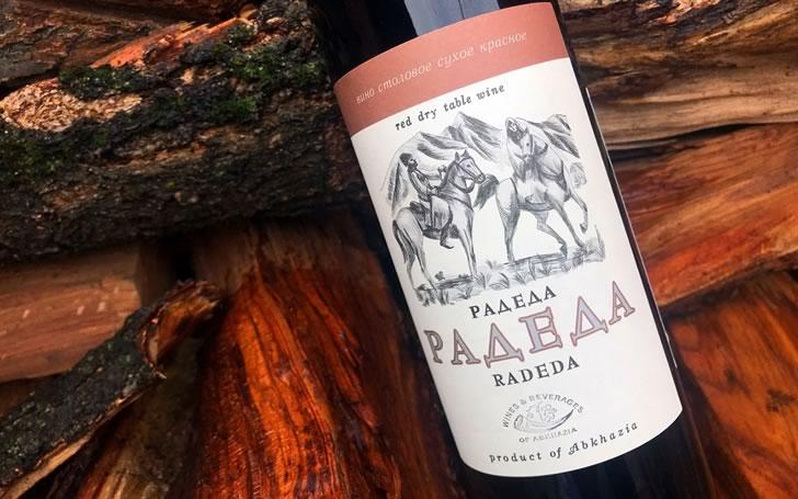 Вино Радеда: обзор напитка