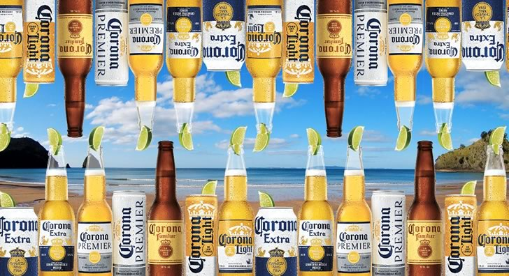 Виды пива Корона