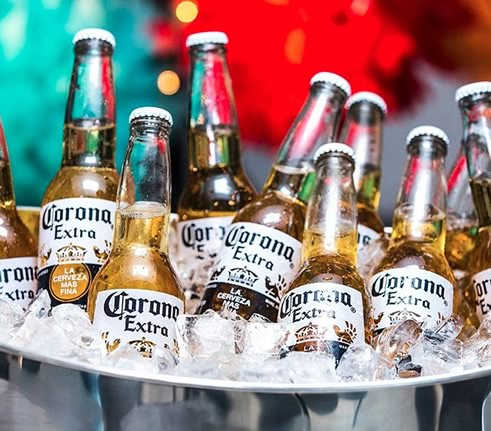 Пиво Корона: история, виды, как пить