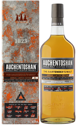 Auchentoshan Bartender96;s Malt
