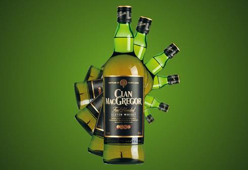 Виски Клан Мак Грегор (Clan MacGregor): история, обзор вкуса и видов