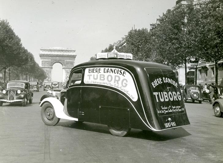 История пива Туборг