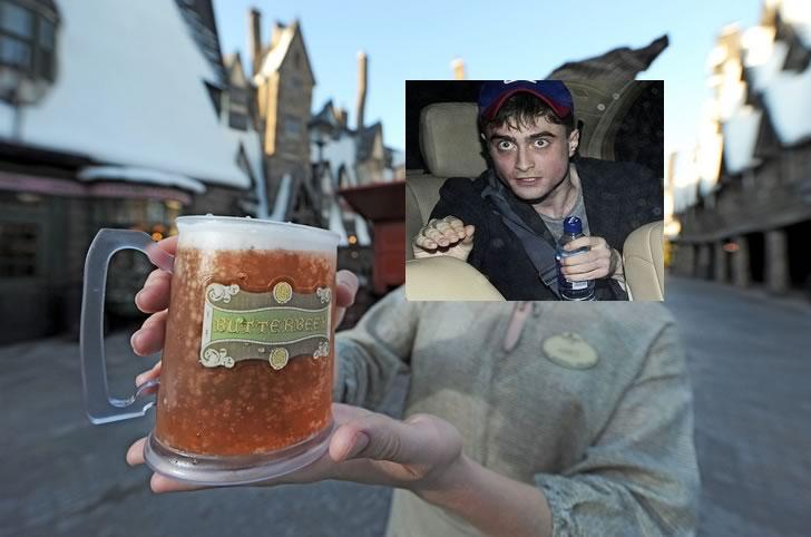 Сливочное пиво: рецепт из Гарри Поттера + классический рецепт