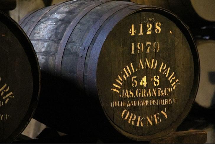 История виски Хайленд Парк