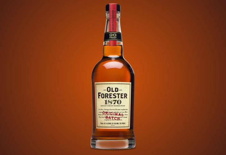1870 Original Batch Old Forester