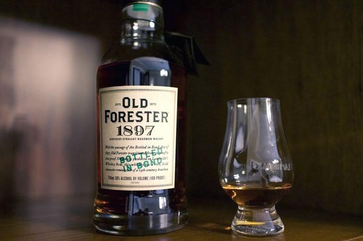 1897 Bottled in Bond Old Forester