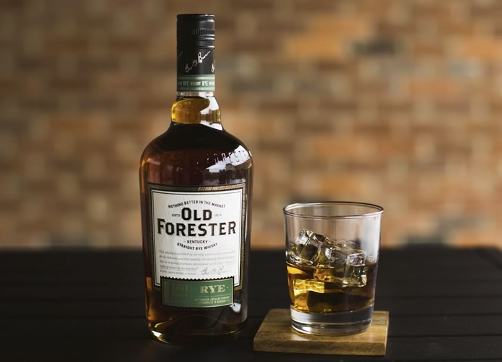 Rye Whisky Old Forester