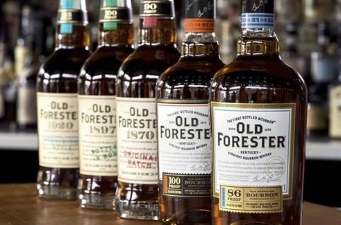 Бурбон Old Forester: история, обзор вкуса и видов