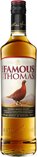 The Famous Grouse – Personalised